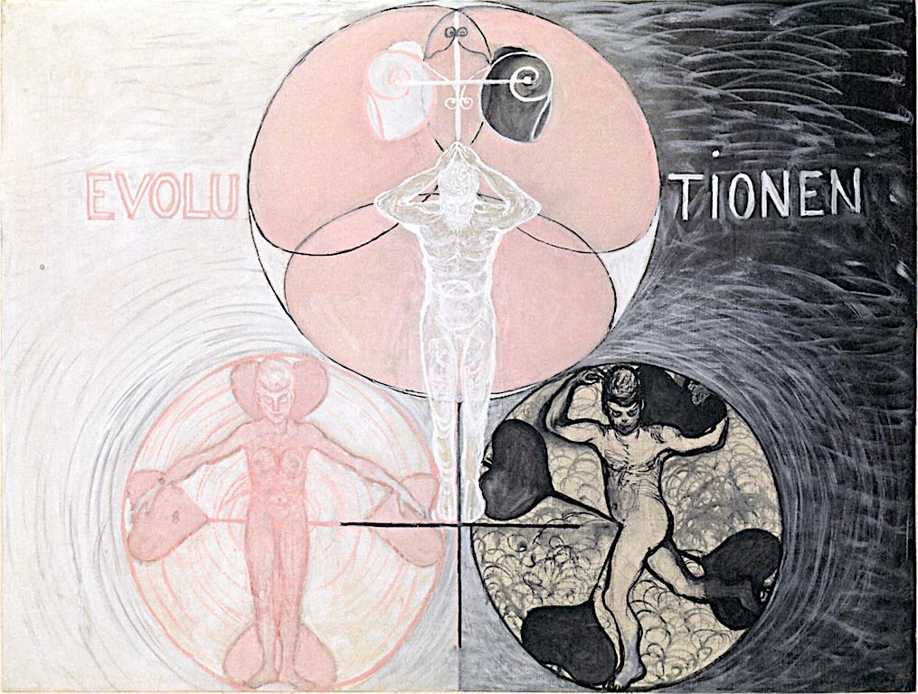 Evolution, No. 02, Group VI