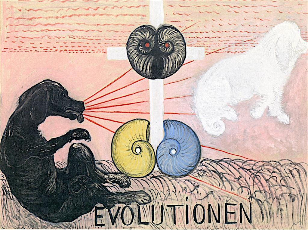 Evolution, No. 05, Group VI
