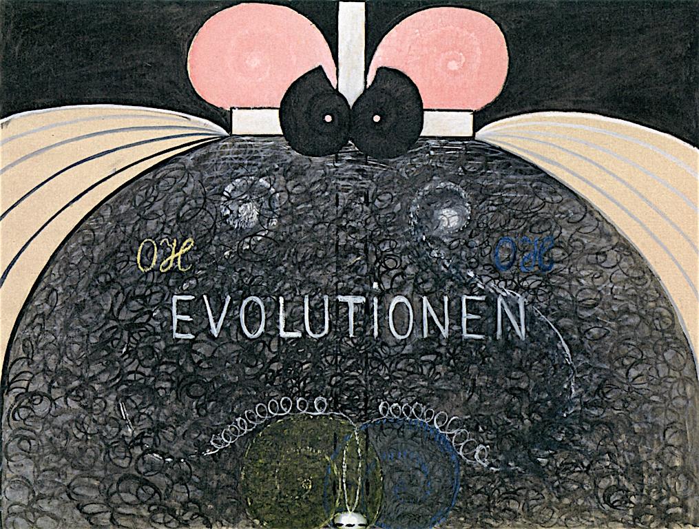 Evolution, No. 07, Group VI