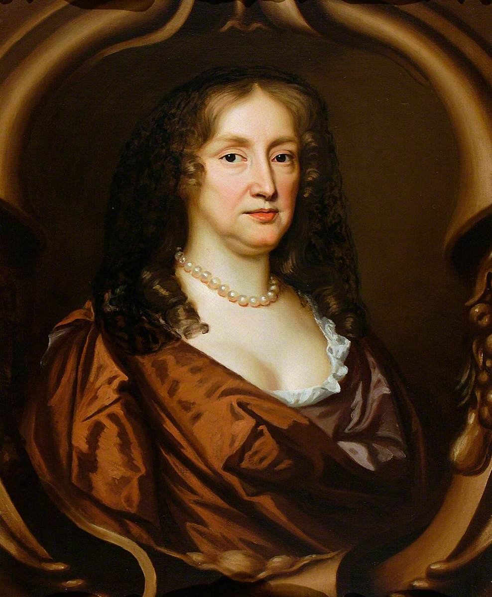 Beale, Mary, 1633-1699; Jane Twisden, nee Thomlison (d.1702), Lady Twisden