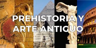 Prehistoria y Arte Antiguo – Curso de Historia del Arte – II Edición