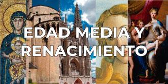 Edad Media y Renacimieto – Curso de Historia del Arte – II Edición