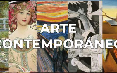 Arte Contemporáneo – Curso de Historia del Arte -III Edición