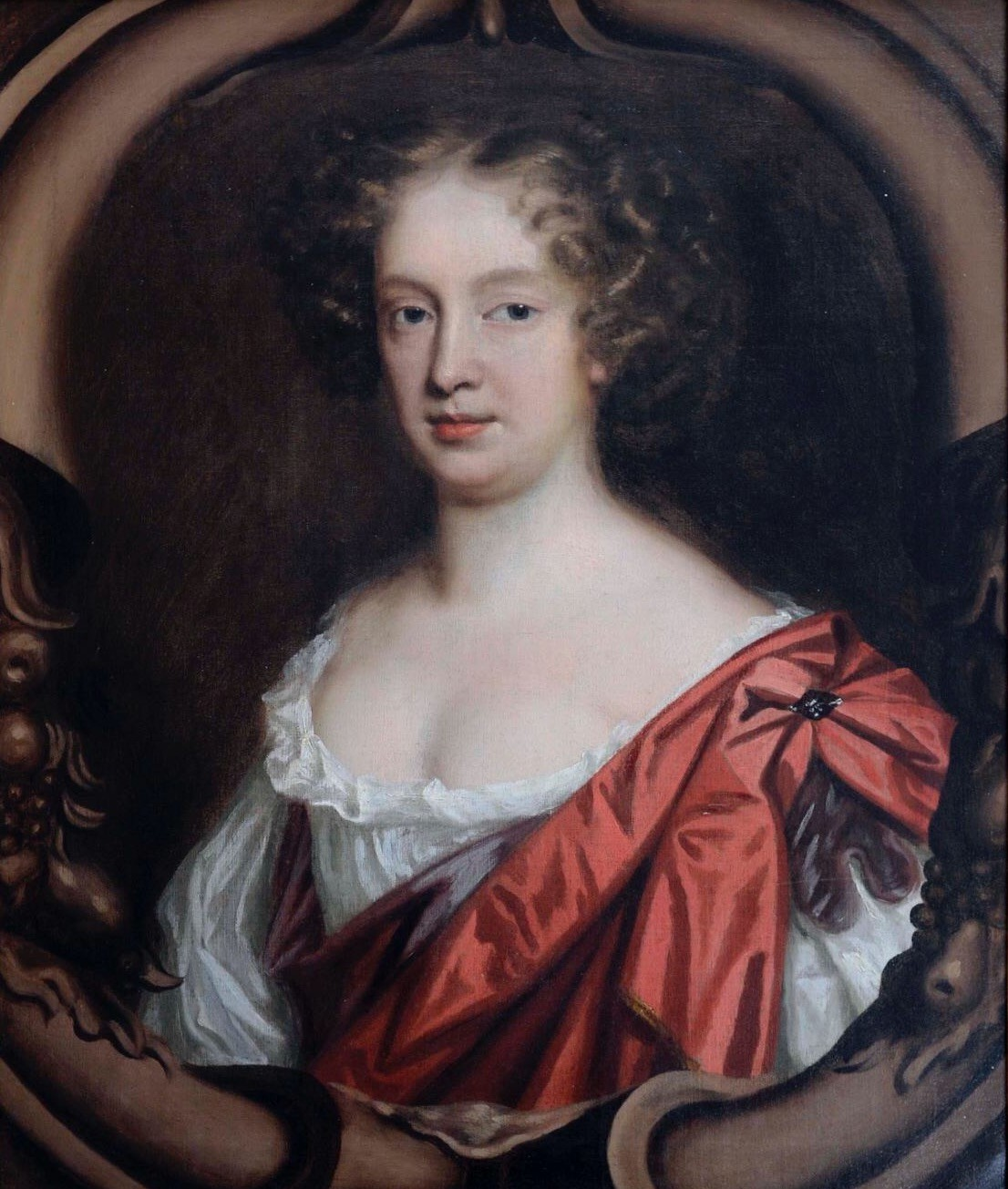 Mary Beale self-portrait (c. 1680