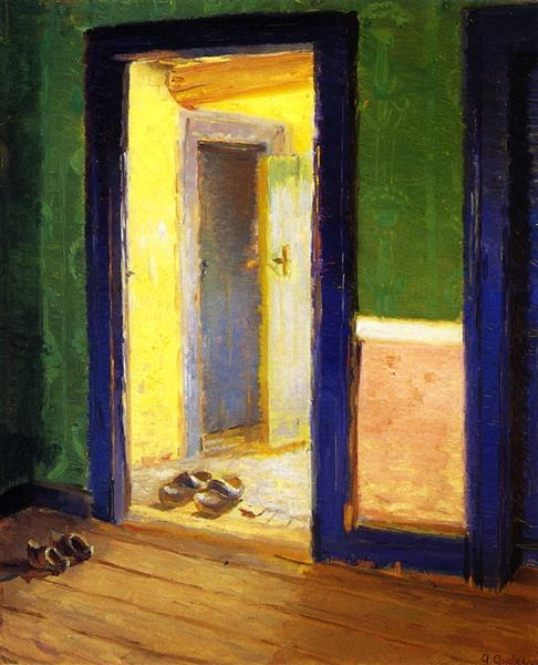 The Dinner-Hour, Anna Ancher 1914