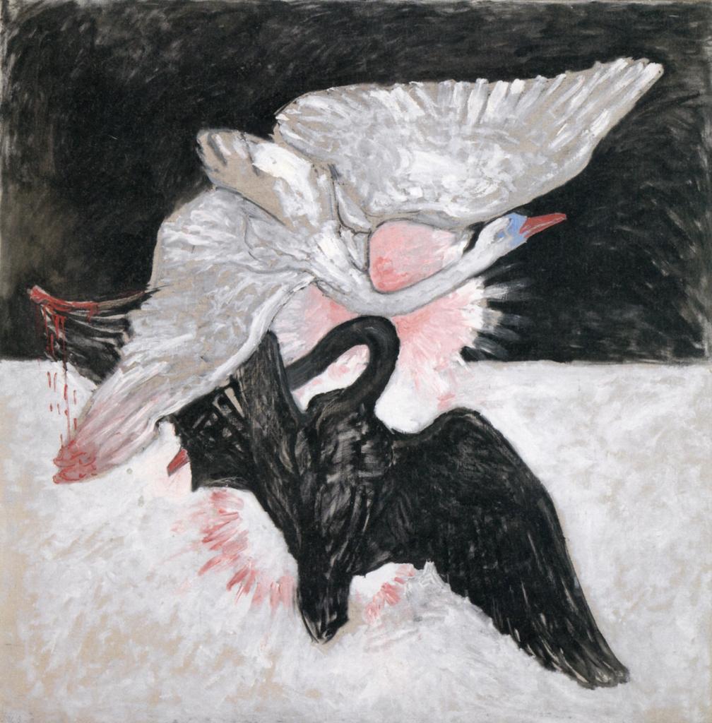 The Swan, No. 02, Group IX