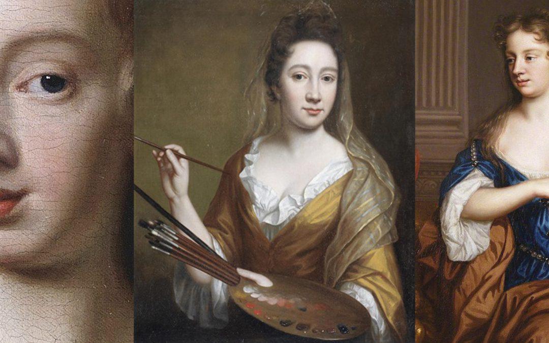 Mary Beale (neé Cradock) la pintora inglesa del Barroco