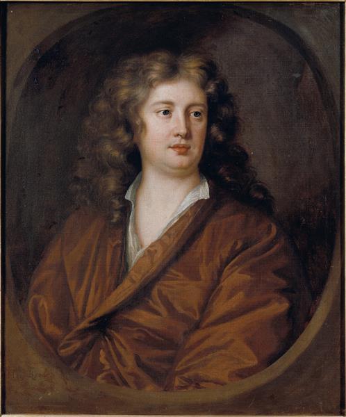Retrato de joven, Mary Beale, c.1680